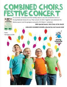 Festive Concert Poster